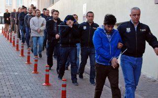 60.000 άνθρωποι μπήκαν φυλακή στην Τουρκία, απλώς και μόνον με την υποψία στήριξης του κινήματος του Γκιουλέν.