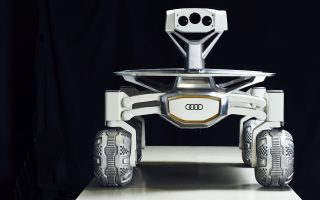 "In about 65 seconds it pays homage to the famous Inuit-themed quattro commercial from the 1990s and gives viewers a peek at the ""Mission to the Moon"" with the Audi lunar quattro. The moon rover is scheduled to begin its mission in 2019."