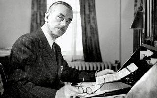 Ο Τόμας Μαν συνηγορούσε για μια αντίληψη της δημοκρατίας ενταγμένη σε μια «ευρωπαϊκή συνομοσπονδία» που μόνο αυτή θα μπορούσε να εξασφαλίσει την ειρήνη και την ευτυχία στην Ευρώπη.