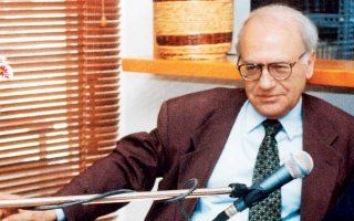 Ο Σπύρος Ι. Ασδραχάς συνέβαλε σε μια νέα ανάγνωση της ροής της ελληνικής κοινωνίας. Η πολιτική κηδεία του θα γίνει στη Λευκάδα.