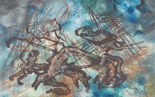 Αναδρομική έκθεση του Νικολάου Βεντούρα στο Μουσείο Μπενάκη με τον τίτλο «Μισός αιώνας πρωτοπορία».