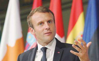 Τριάντα τέσσερις οικονομολόγοι που συμμετείχαν σε δημοσκόπηση της βρετανικής εφημερίδας Financial Times στηρίζουν τις αισιόδοξες προβλέψεις τους στις μεταρρυθμίσεις που έχει δρομολογήσει ο Γάλλος πρόεδρος Εμανουέλ Μακρόν στην εγχώρια αγορά εργασίας και στην εξόχως φιλοευρωπαϊκή ατζέντα του.