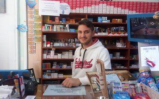 «Με ενδιαφέρει η εξυπηρέτηση του πελάτη. Να έχει στο μυαλό του πως για ό,τι χρειαστεί, είμαι εδώ», λέει ο Παύλος Φωτιάδης.