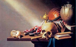 «Στις μάταιες τις μέρες μου όλα εγώ τα είδα», γράφει ο Εκκλησιαστής. Στη φωτογραφία, μια τυπική για την εποχή της Vanitas, «Νεκρά Φύση» που αποδίδεται στον Herman Steenwijck, 1640. Συλλογή της Εθνικής Πινακοθήκης του Λονδίνου.