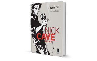 Το κόμικ «Nick Cave: Mercy on me», του Ράινχαρντ Κλάιστ.