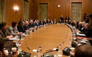 Ο πρωθυπουργός, κατά την ομιλία του στο υπουργικό, χαρακτήρισε το 2018 «χρονιά-ορόσημο» και ζήτησε από τα μέλη της κυβέρνησης σκληρή δουλειά.
