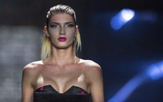 Τρανσέξουαλ στο Playboy. Η εικονιζόμενη Guiliana  έγινε γνωστή στην Γερμανία από την σειρά ρεάλιτι  Next Topmodel. Σύμφωνα με ανακοίνωση του ανδρικού περιοδικού Playboy θα είναι η πρώτη τρανσέξουαλ που θα ποζάρει για το εξώφυλλο του  και μάλιστα τόπλες. Serene Stache/dpa via AP