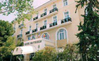 Το κτίριο του ΟΤΕ στη Σταδίου και τα ξενοδοχεία Mistral, «Πεντελικόν» και «Λητώ» περιλαμβάνονται στο χαρτοφυλάκιο του επιχειρηματία.
