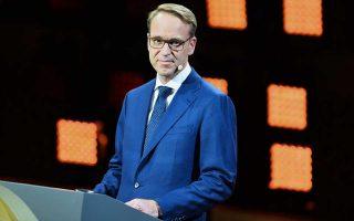 «Το σημαντικό για έναν πρόεδρο της ΕΚΤ είναι να διαθέτει τις απαραίτητες γνώσεις και να είναι προσανατολισμένος στη σταθερότητα», τόνισε ο Βάιντμαν.