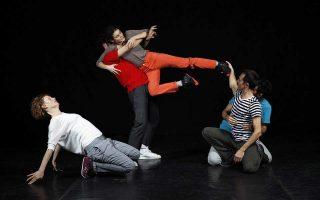 Μαγιακόφσκι από τον χορογράφο Γιάννη Μανταφούνη στο θέατρο Rex.