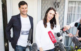 Η πρωθυπουργός της Νέας Ζηλανδίας Τζασίντα Αρντεν περιμένει το πρώτο της παιδί.