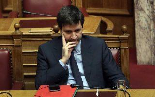 Δεν είναι μικρός ο κίνδυνος ενός «δημοσιονομικού παραστρατήματος», προειδοποίησε  ο αναπληρωτής υπουργός Οικονομικών Γιώργος Χουλιαράκης,