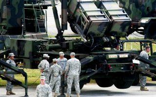 Tο στρατιωτικό προσωπικό που χειρίζεται πυρηνικά όπλα πρέπει να βρίσκεται σε καλύτερη φυσική και διανοητική κατάσταση από τους υπολοίπους.