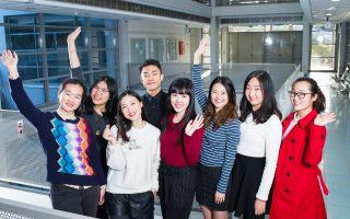 Συνολικά, 23 φοιτητές του πανεπιστημίου Beijing Foreign Studies University στην Κίνα πραγματοποιούν το τρίτο έτος των σπουδών τους στη Φιλοσοφική Σχολή Αθηνών.