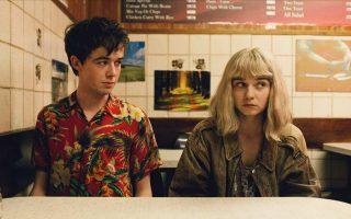 Οι δύο αλλόκοτοι έφηβοι από το «Εnd of the F***ing World» σπέρνουν την καταστροφή.