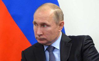 Ανετο εκλογικό προβάδισμα αποδίδουν οι δημοσκοπήσεις στον Βλαντιμίρ Πούτιν.