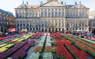 Φωτογραφία: ΑΜΣΤΕΡΝΤΑΜ: © Tulpen Promotie Nederland