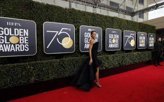 75thGolden Globe Awards ? Arrivals ? Beverly Hills, California, U.S.,07/01/2018? Heidi Klum. REUTERS/Mario Anzuoni