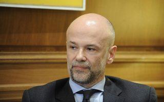 Ο πρόεδρος του ΣΕΤΕ, Γιάννης Α. Ρέτσος.