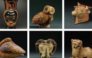 Οι αρχαιότητες που εντοπίστηκαν στην κατοχή του μεγιστάνα. Πηγή φωτογραφίας: Νew York Times