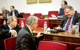 Κι εσύ την Τασία σκέφτεσαι; (Από τη χθεσινή συνεδρίαση της Επιτροπής Θεσμών και Διαφάνειας).