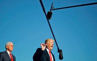 Σύμβουλοι του Ντόναλντ Τραμπ ανησυχούν ιδιαιτέρως για την προφορική κατάθεση, λόγω του τρόπου με τον οποίο εκφράζεται ο Αμερικανός πρόεδρος.