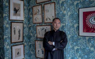 Ο Κινέζος δισεκατομμυριούχος Γκούο Γουενγκούι κατέφυγε στις ΗΠΑ.