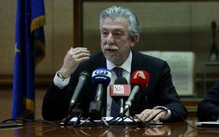Ο υπουργός Δικαιοσύνης Στ. Κοντονής υπενθύμισε τη βούληση του πρωθυπουργού να έχουν οι «οκτώ» μια δίκαιη δίκη.