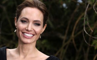 Actress Angelina Jolie arrives for a special Maleficent Costume Display at Kensington Palace in London in ths file photo taken May 8, 2014. Oscar winning actress Angelina Jolie has not ruled out a career change and is