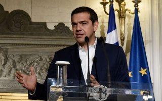 Ο Αλέξης Τσίπρας, σε άρθρο του, αναδεικνύει την ανάπτυξη σε ζήτημα-κλειδί για την κυβέρνηση.
