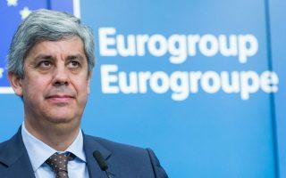 Ο διορισμός του Μάριο Σεντένο στην προεδρία του Eurogroup αποτελεί επισφράγισμα της αποκατάστασης της εμπιστοσύνης στην Πορτογαλία.