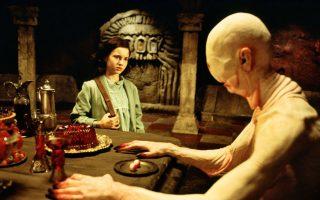 Στο κορίτσι της ταινίας «Ο λαβύρινθος του Πάνα», του Γκιγιέρμο ντελ Τόρο, αναγνωρίζει κανείς στοιχεία από την Αλίθια, την ηρωίδα του Θαφόν.