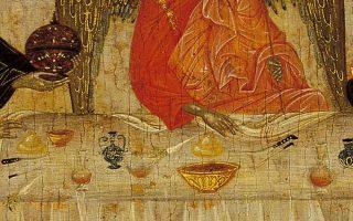Παράσταση «Σκόρδα κεφάλια δώδεκα, κρομμύδια δεκαπέντε» στο Μουσείο Μπενάκη.