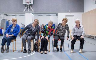 Τα μαθήματα είναι εξαιρετικά σημαντικά για τους ηλικιωμένους, καθώς τα οστά τους είναι ευαίσθητα και οι πτώσεις συχνά οδηγούν στον θάνατο.