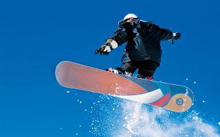 (Φωτογραφία: ©Chelmos Ski Resort)