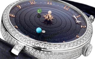 VAN CLEEF & ARPELS Planetarium