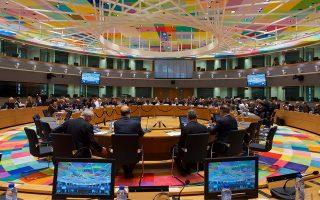 Στα σενάρια που έχουν διατυπωθεί για το μεταμνημονιακό πλαίσιο, προβλέπεται η σύνδεση της ελάφρυνσης του χρέους με την εφαρμογή μεταρρυθμίσεων (φωτογραφία από συνεδρίαση του Eurogroup).