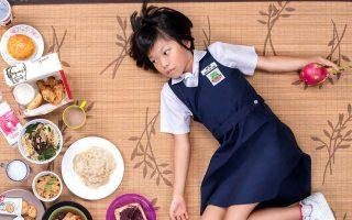 Η οκτάχρονη Μπέριλ Ο Γιν από την Κουάλα Λουμπούρ της Μαλαισίας.