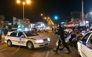 Με κλεμμένη λευκή μηχανή, τύπου Tiger, περίμεναν οι εκτελεστές στη λεωφόρο Αθηνών τον Στεφανάκο.