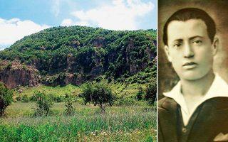 Υψωμα λίγα χιλιόμετρα μακριά από το Πόγραδετς της Αλβανίας, όπου εκτιμάται ότι σκοτώθηκε το '40 ο δεκανέας Μιχαήλ Θεοδοσίου.