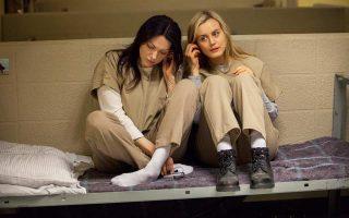 Στη σειρά του Netflix «Orange is the new black», οι κρατούμενες δημιουργούν τον δικό τους μικρόκοσμο. Κάτι τέτοιο έκαναν και η Δ.Δ. και η Α.Κ., οι οποίες στις 22 Ιανουαρίου υπέγραψαν σύμφωνο συμβίωσης.