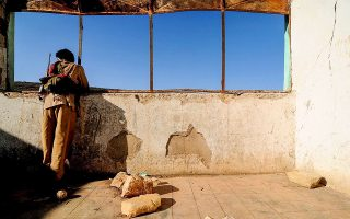 Ανατολική Αιθιοπία, Φεβρουάριος 2009 © Jonathan Alpeyrie/Getty images