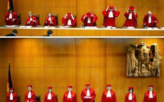Το γερμανικό συνταγματικό δικαστήριο απέρριψε πέρυσι την αίτηση απαγόρευσης του NPD.