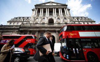 H Τράπεζα της Αγγλίας τάχθηκε κατά της ενδεχόμενης χαλάρωσης του εποπτικού πλαισίου για τις τράπεζες.