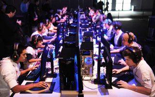 Το σύγχρονο gaming περιλαμβάνει και ομαδικά τουρνουά με πλούσια έπαθλα.