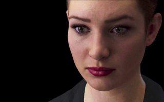 Η Ρέιτσελ της IBM και της νεοζηλανδικής Soul Machines, που έχει κερδίσει δύο Οσκαρ για τη συνεισφορά της στις ταινίες «Avatar» και «King Kong».