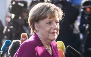 «Επίπονες παραχωρήσεις από όλους» ζήτησε χθες η Αγκελα Μέρκελ, μια ανάσα πριν από τη λήξη των διαπραγματεύσεων.