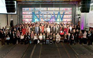 Περίπου 190 άτομα που βρίσκονται σε θέσεις λήψης αποφάσεων, ειδικοί και απλοί πολίτες από 27 χώρες της Ευρώπης και της Μέσης Ανατολής, πήραν μέρος στο συνέδριο του «Act Now», του Οργανισμού που προωθεί την ανάπτυξη λύσεων με σκοπό την κοινωνική συνοχή.