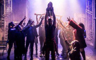 Στο θέατρο Ακροπόλ ανεβαίνει το μιούζικαλ «Jesus Christ Superstar».