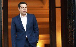 Ο Αλέξης Τσίπρας προήδρευσε, χθες, για δεύτερη ημέρα, του Π.Σ. του ΣΥΡΙΖΑ για το θέμα της Novartis.